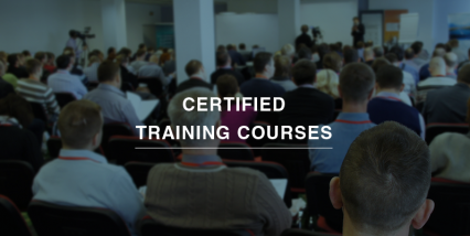Certified Training Courses