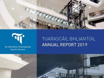 Courts Service Annual Report 2019
