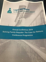 MII Welcomes the Strong Support Shown for Mediation at Legal Aid Board Annual Conference